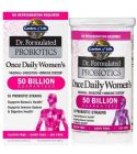 PROBIOTYKI DLA KOBIET (ONCE DAILY WOMAN'S - DR FORMULATED) 30 kaps. Garden of Life