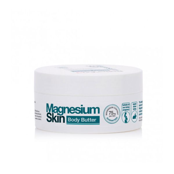 Magnesium Skin Body Butter (200 ml)
