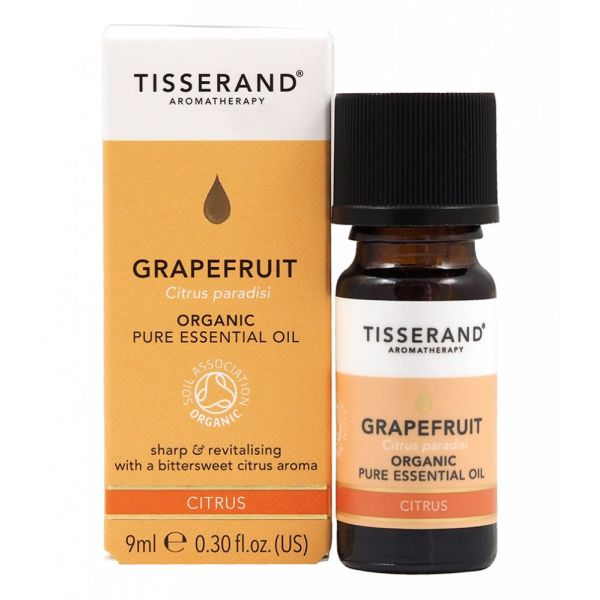 Olejek Grejpfrutowy 100% 9ml Tisserand