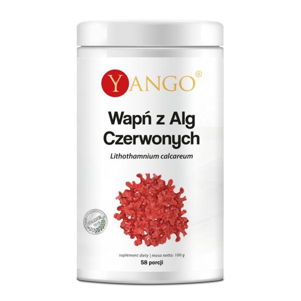 Wapń z Alg Czerwonych (100g)
