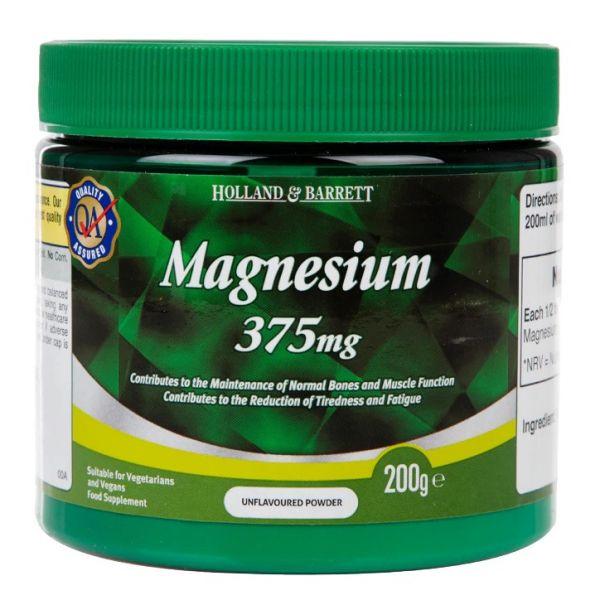 Magnez - Cytrynian Magnezu (200 g)
