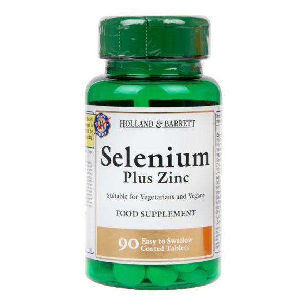 Selenium plus Zinc (90 tabl.)
