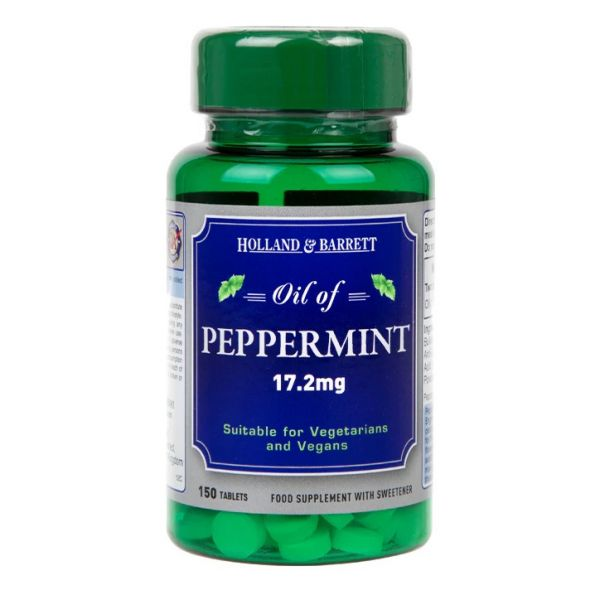 Oil of Peppermint (150 tabl.)