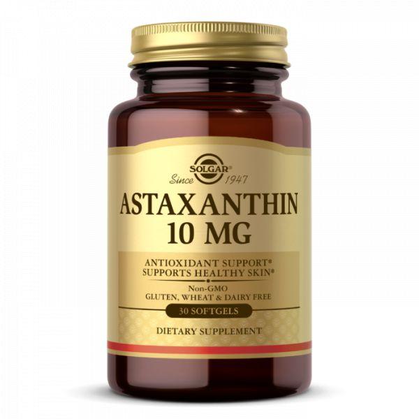 Astaxanthin 10 mg (30 kaps.)