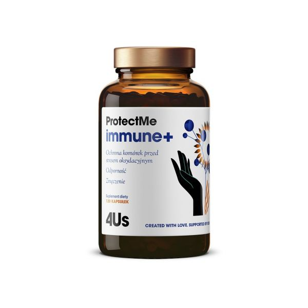 ProtectMe immune+ (120 kaps.)